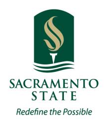 Cal State University (CSU) Sacramento