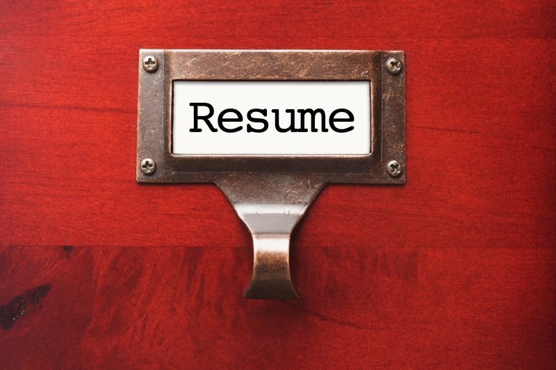 resume cyberspace what happens to your resume when you post it online