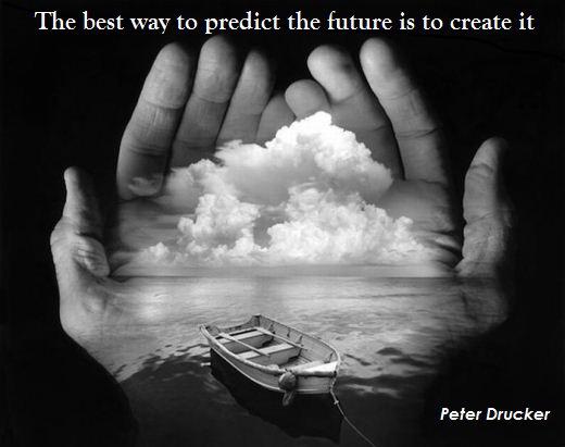 Channeling Peter Drucker