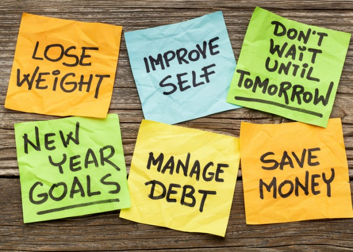 How to Stick with Your New Year's Resolutions at Work