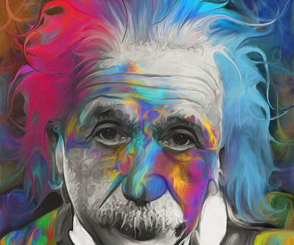 Einstein's Theory of Career Search