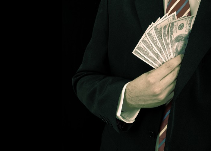 Bribery is Bribery
