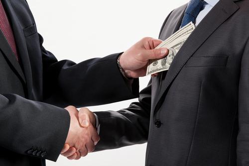 Bribery and Debarment