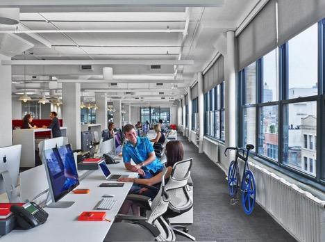 fluid movement office