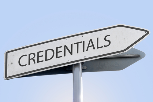 Help With Your Federal Job Search: Who is Credentialed?