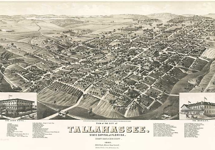 Is Tallahassee Guilty of Economic Segregation?
