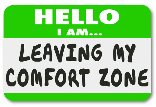 Push Beyond the Comfort Zone