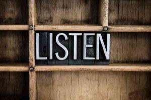 strategies to increase listening