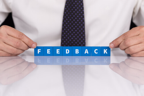 feedback to your boss