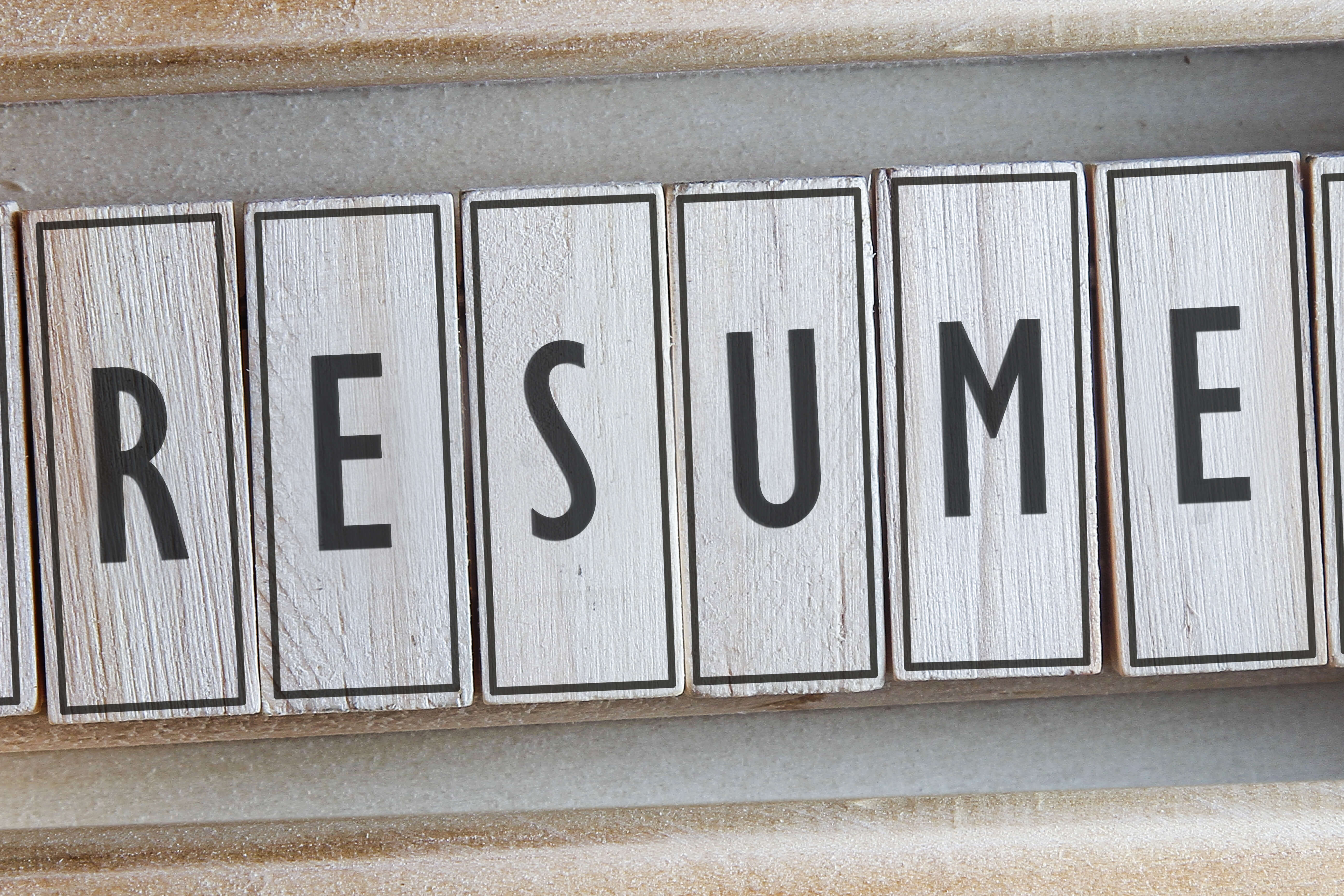 10 Tools to Create Professional Government Resumes - Careers in ...