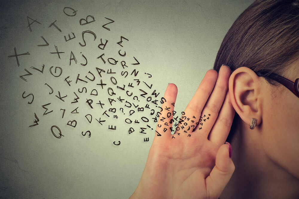 what is the first thing required every time you ask a question? Listen!