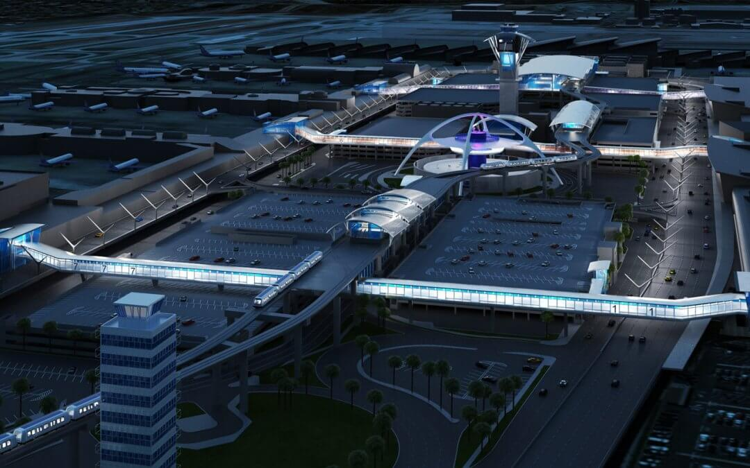 LAX People-Mover Project Is On the Move with LINXS