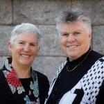 Dr. Jeanie Cockell and Dr. Joan McArthur-Blair